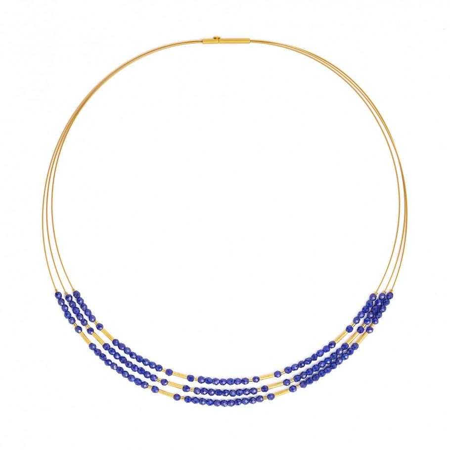 Clinitri Lapis Necklace