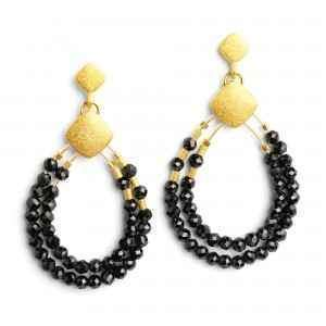 Clinni Spinel Earrings