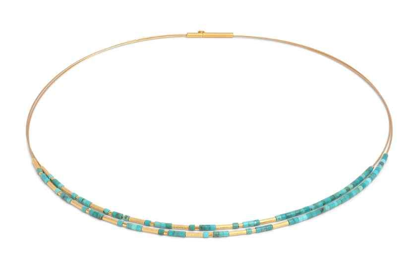 Clinni Turquoise Necklace