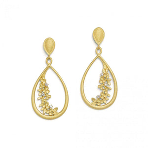Liliana Drop Earrings-Jewelry-Bernd Wolf-Sorrel Sky Gallery