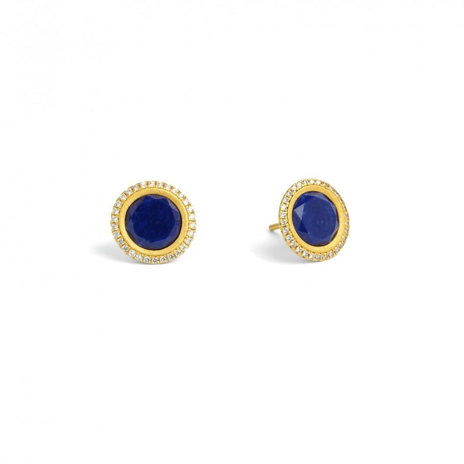 Tisinni Lapis Earrings