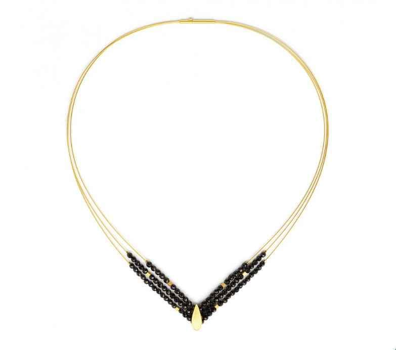 Vitri Spinel Necklace