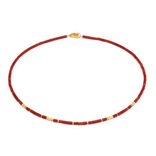 Wasena Coral Necklace