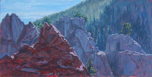Bill Meuser-Sorrel Sky Gallery-Painting-Elephant Buttresses