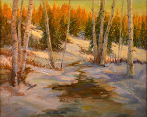 Winter's Song-Painting-Bonham, Liz-Sorrel Sky Gallery