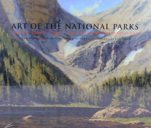 Books-Sorrel Sky Gallery-Book-Art Of the National Parks