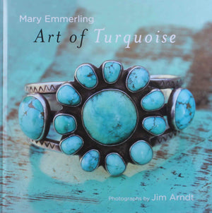 Books-Sorrel Sky Gallery-Book-Art Of Turquoise