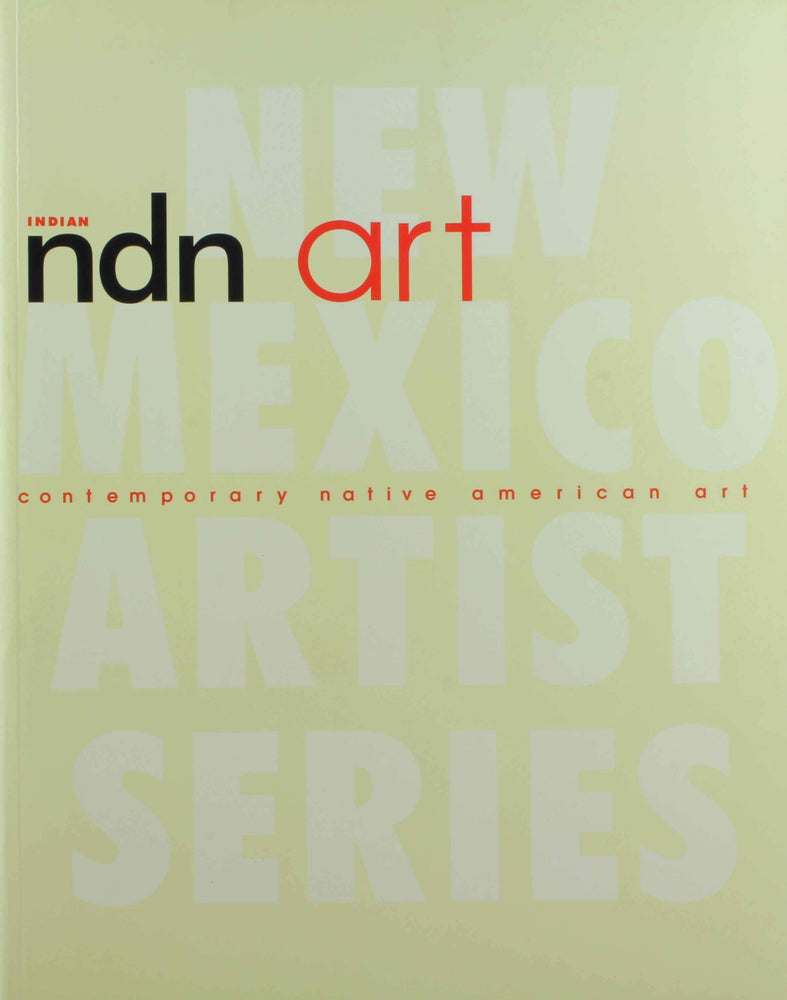 Indian NDN Art Book