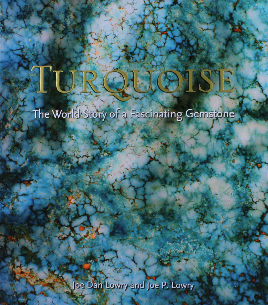 Books-Sorrel Sky Gallery-Book-Turquoise: The World Story of a Fascinating Gemstone