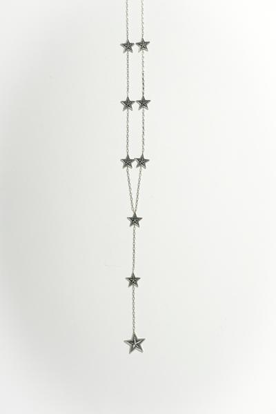 13 Star Necklace