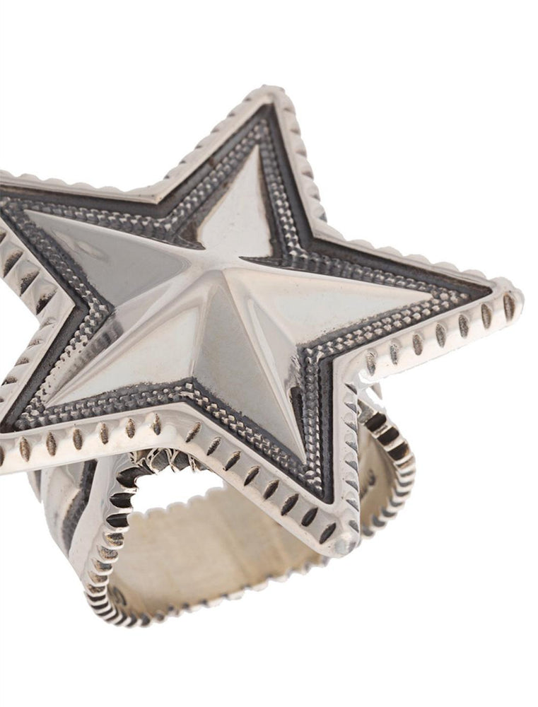 Cody Sanderson-Medium Star Ring (also available in Large)-Sorrel Sky Gallery