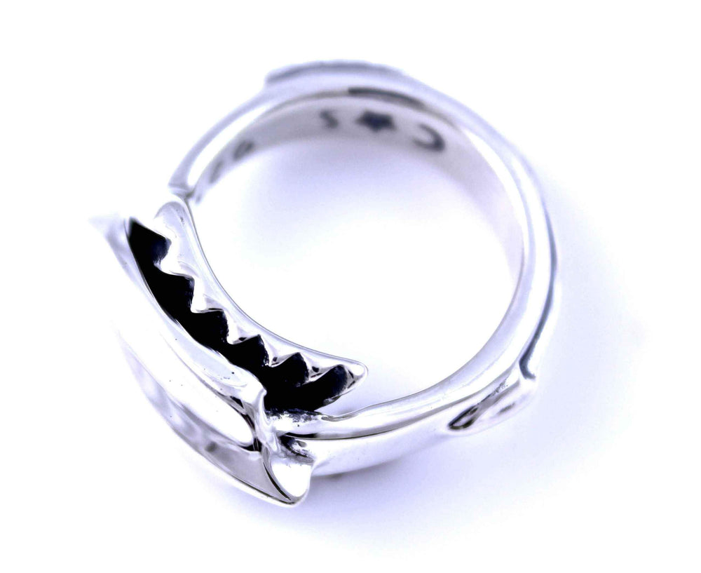 Overlapping Single Arrow Ring-Jewelry-Cody Sanderson-Sorrel Sky Gallery