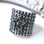 Punk Star Ring