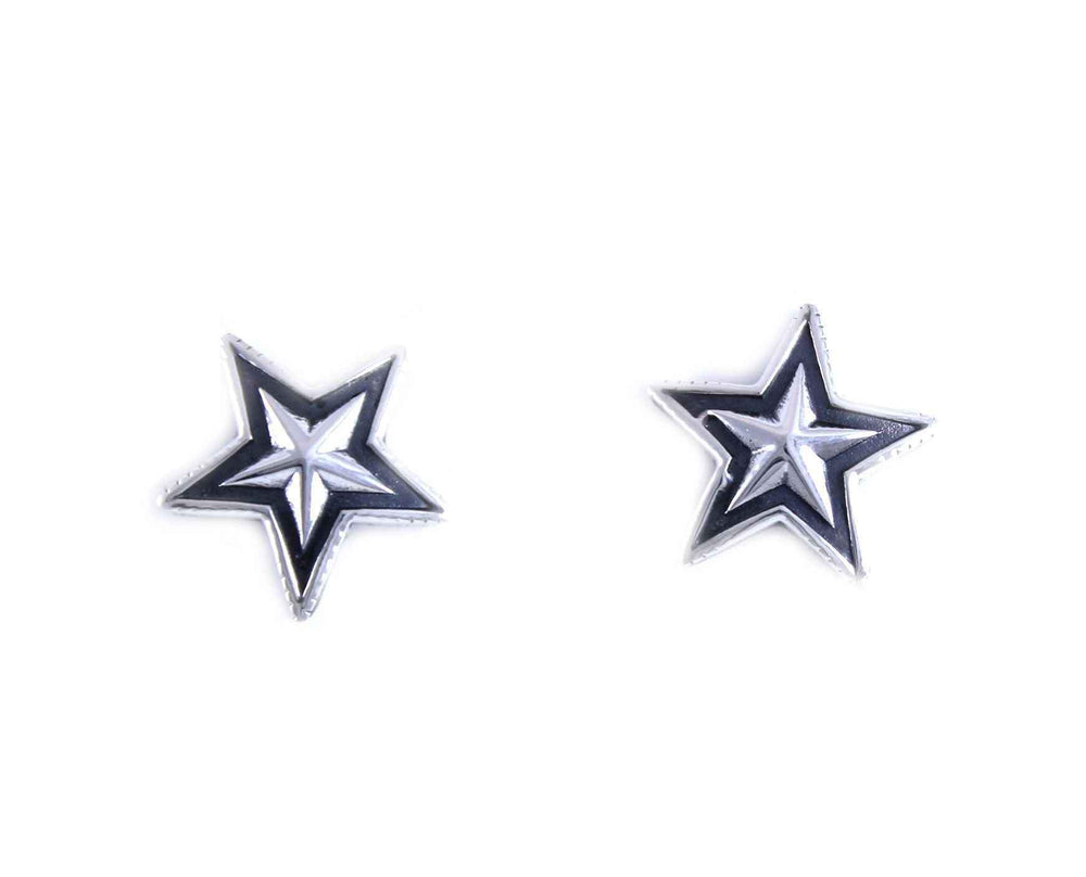 Cody Sanderson-Star Stud Earrings-Sorrel Sky Gallery