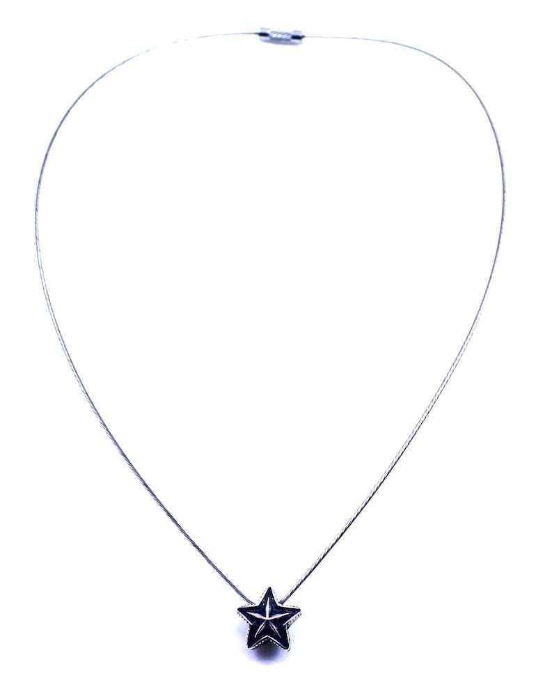 Cody Sanderson-Tiny Double Face Star Necklace-Sorrel Sky Gallery