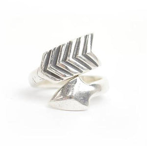 Cody Sanderson-Twisted Arrow Ring-Sorrel Sky Gallery