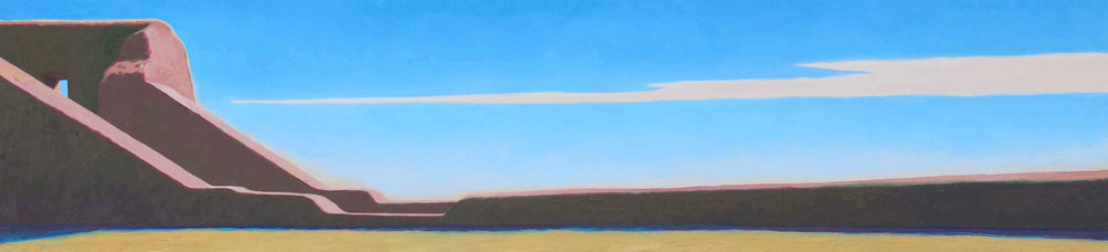 David Knowlton-Pecos Monument-Sorrel Sky Gallery-Painting