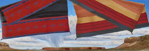 Red Mesa-Painting-David Knowlton-Sorrel Sky Gallery