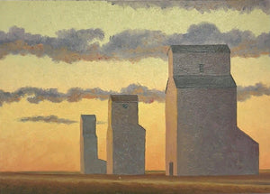 Three at Dawn-Painting-David Knowlton-Sorrel Sky Gallery