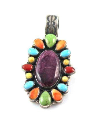 Cluster Pendant-Don Lucas-Sorrel Sky Gallery-Jewelry