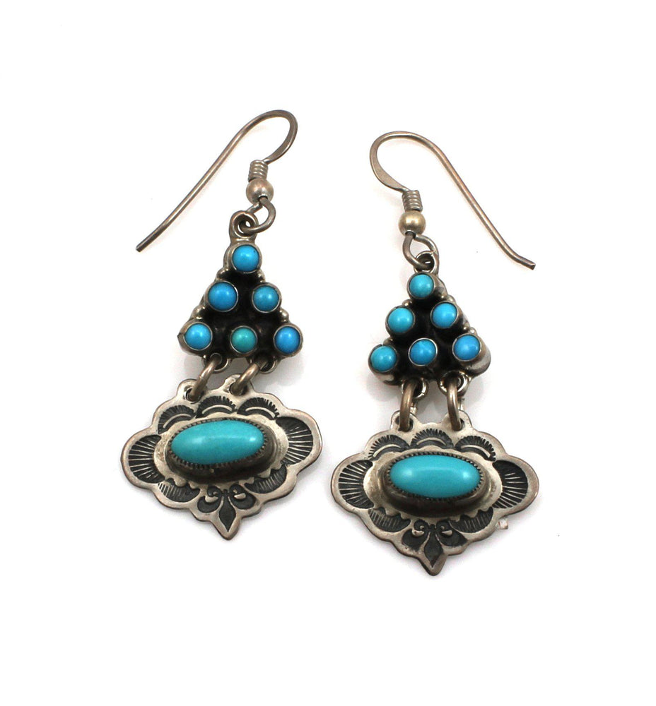 Dangle Earrings-Don Lucas-Sorrel Sky Gallery-Jewelry
