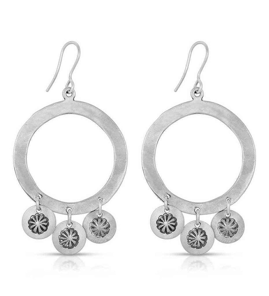 Drum Circle Earrings
