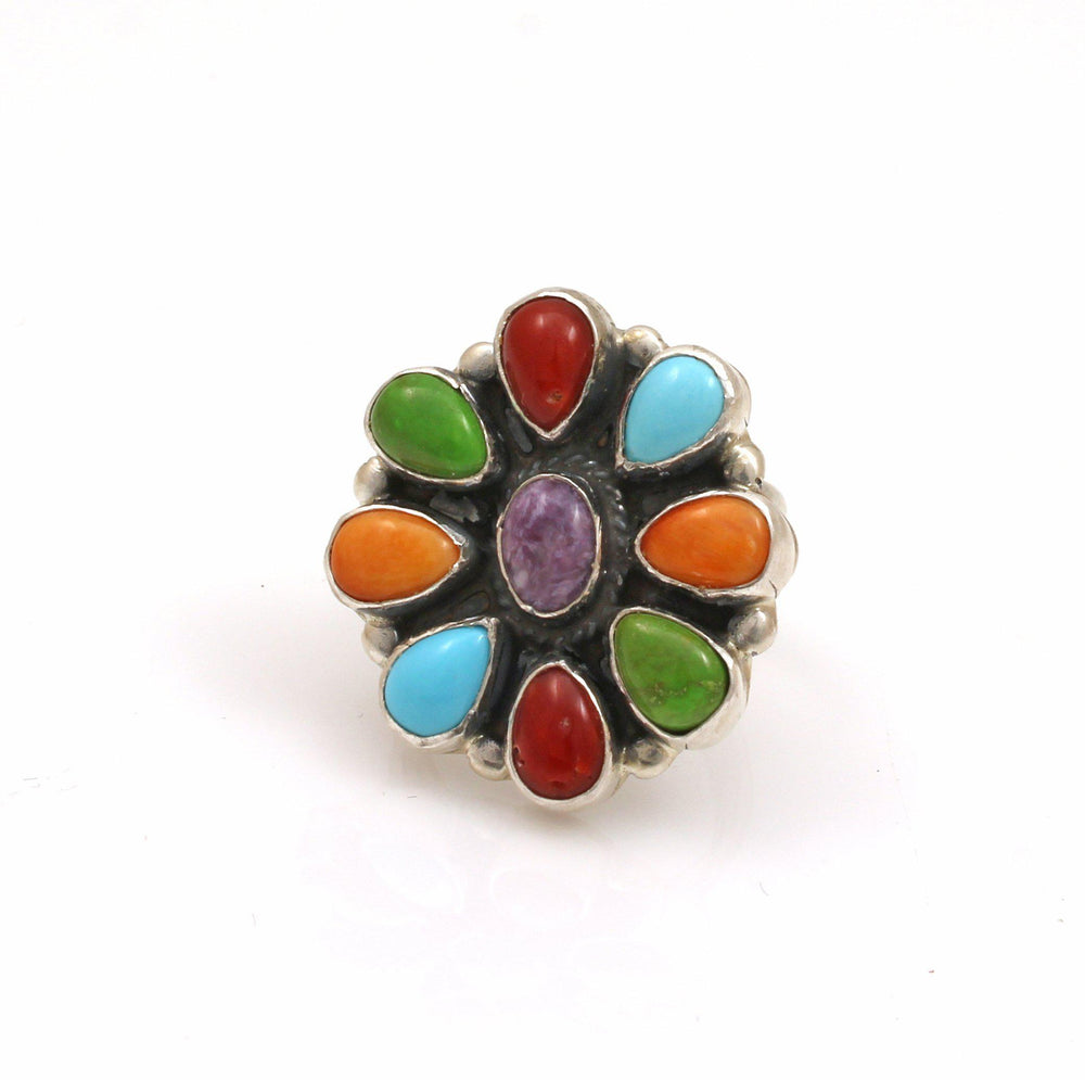 Multistone Cluster Ring