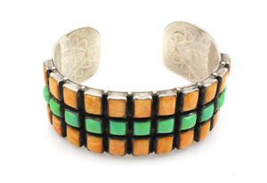 Square Stone Bracelet-Don Lucas-Sorrel Sky Gallery-Jewelry