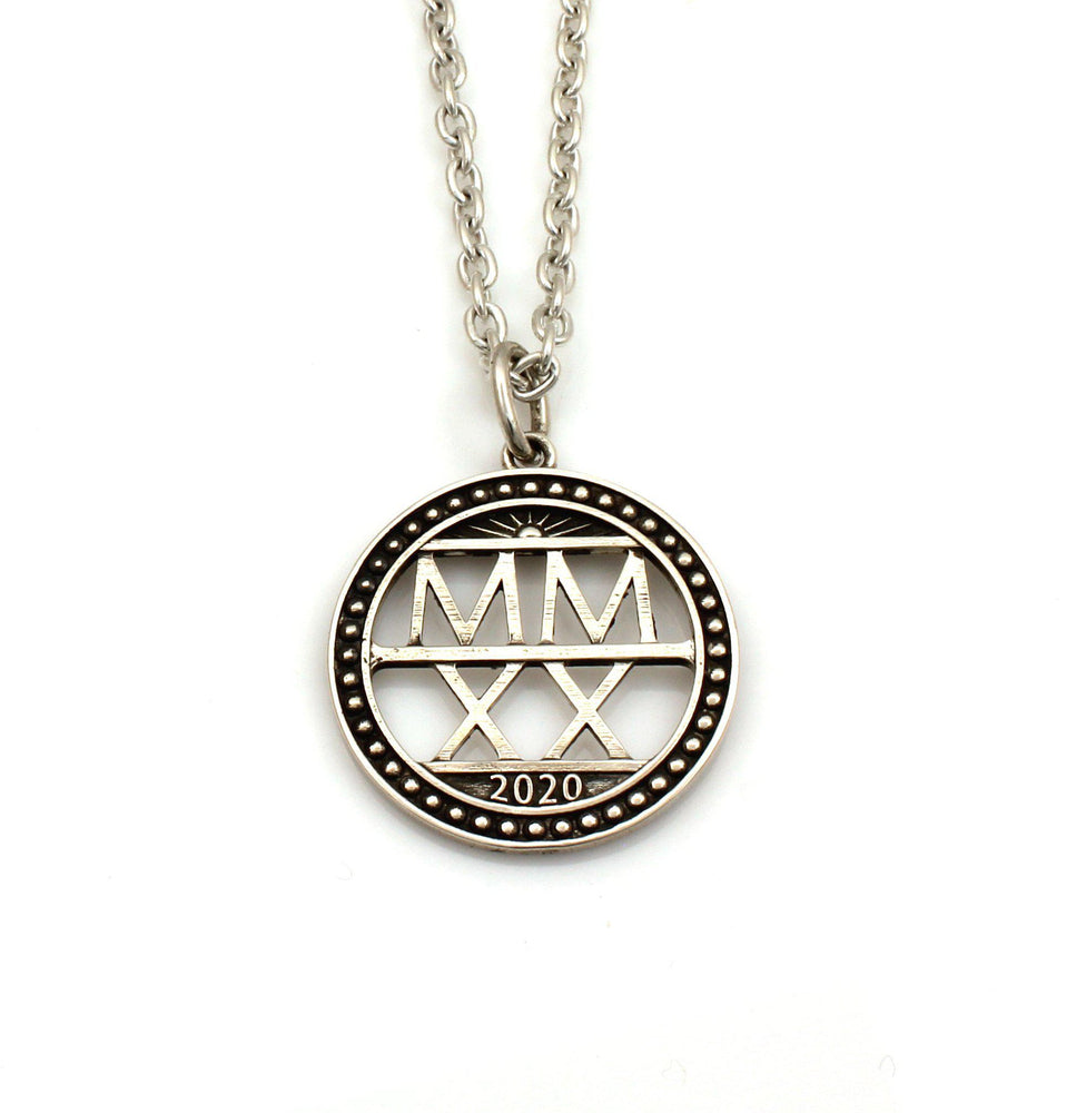 2020 Medallion Pendant