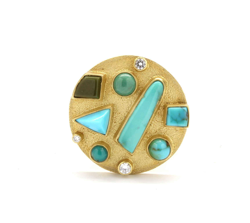 Doug Magnus-Palette Ring-Sorrel Sky Gallery-Jewelry