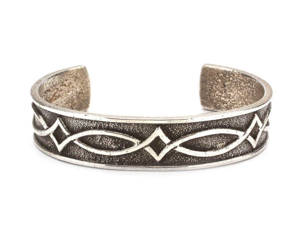 Doug Magnus-Plus Ultra Cuff Bracelet-Sorrel Sky Gallery-Jewelry