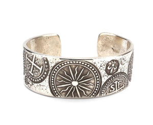 Doug Magnus-Plus Ultra Cuff-Sorrel Sky Gallery-Jewelry