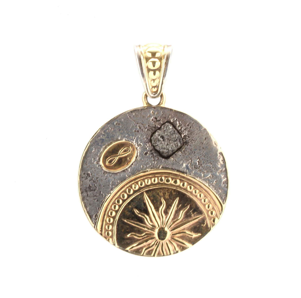 Doug Magnus-Plus Ultra Pendant-Sorrel Sky Gallery-Jewelry