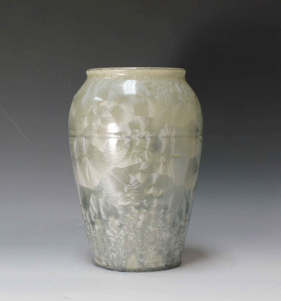 Light Sage Flower Vase