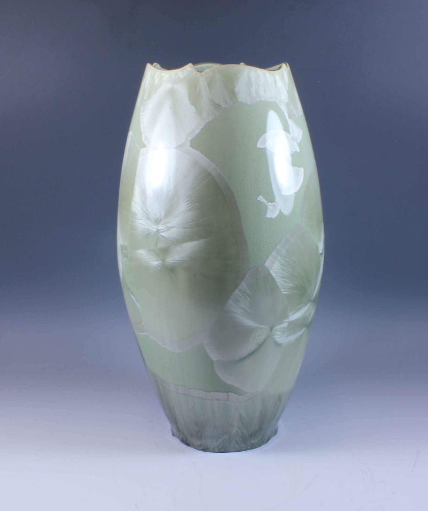 Pale Green Porcelain Vase