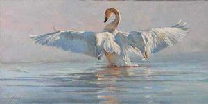 Edward Aldrich-Wing Beat-Sorrel Sky Gallery-Painting