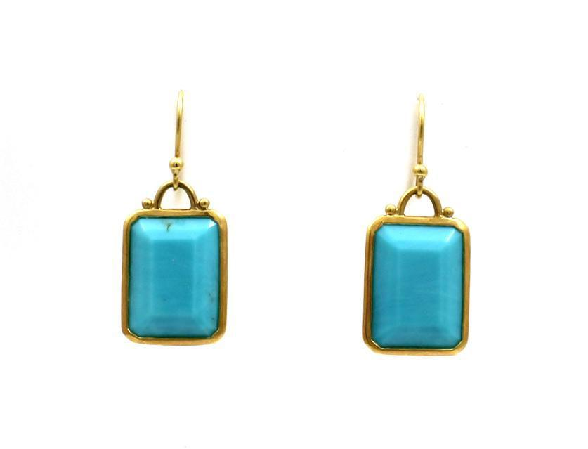 Deco Earrings-Jewelry-Elizabeth Showers-Sorrel Sky Gallery