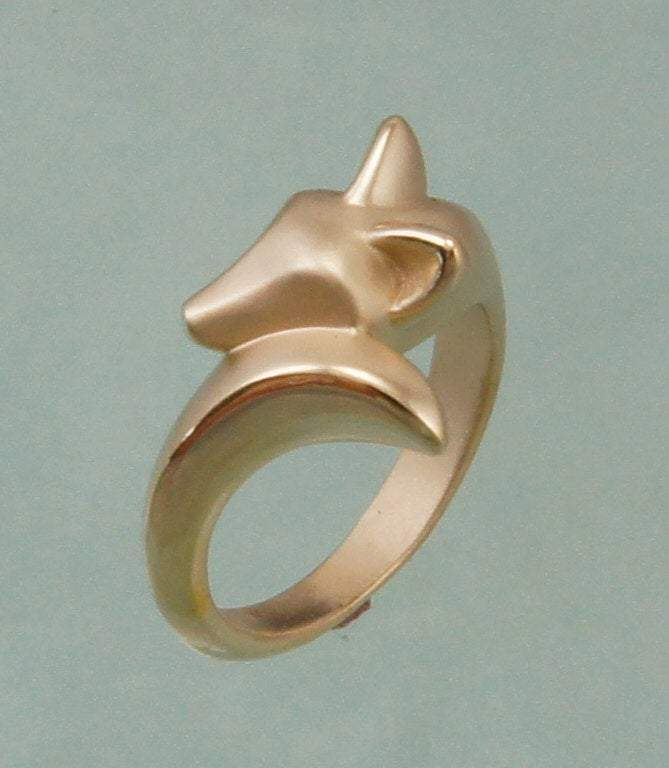 Fox (Baby Kit) Ring