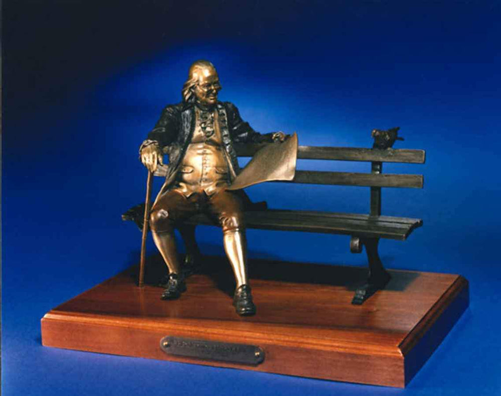 Ben Franklin Pewter