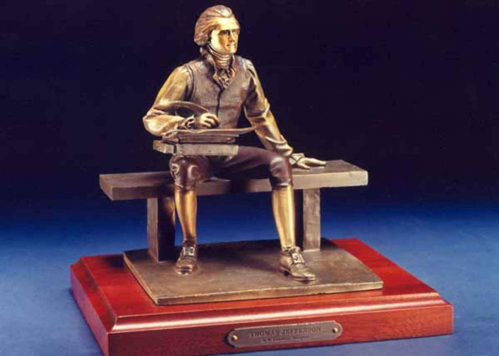 Thomas Jefferson Pewter