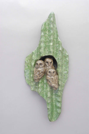 Gerald Balciar-Sorrel Sky Gallery-Sculpture-House Of Saguaro