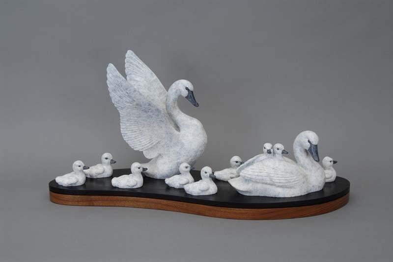 Pride & Joy-Sculpture-Gerald Balciar-Sorrel Sky Gallery