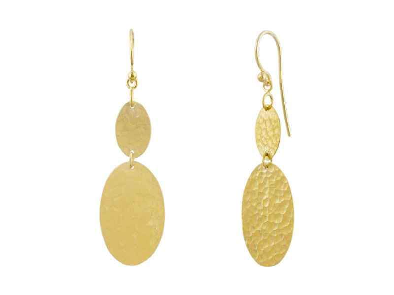 Double Mango Earrings