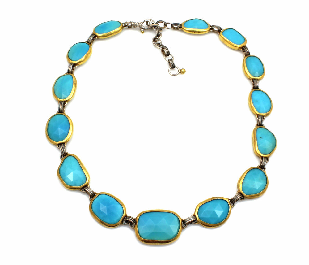 Element Turquoise Necklace