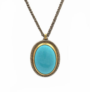 GURHAN-Galapagos Turquoise Necklace-Sorrel Sky Gallery-Jewelry