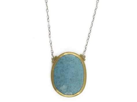 GURHAN-Turquoise Elements Pendant-Sorrel Sky Gallery-Jewelry
