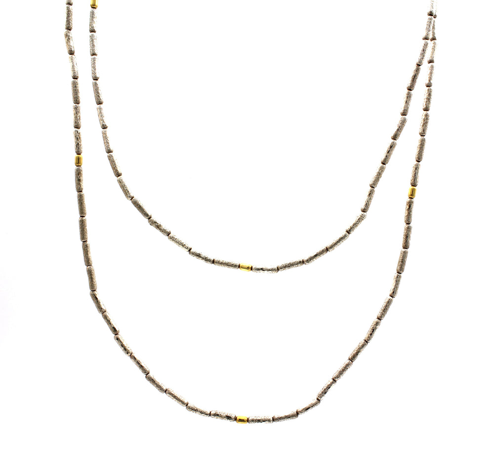 Vertigo Single Strand Necklace