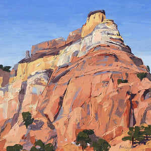 Rise Up!, Echo Amphitheater-Painting-Hadley Rampton-Sorrel Sky Gallery