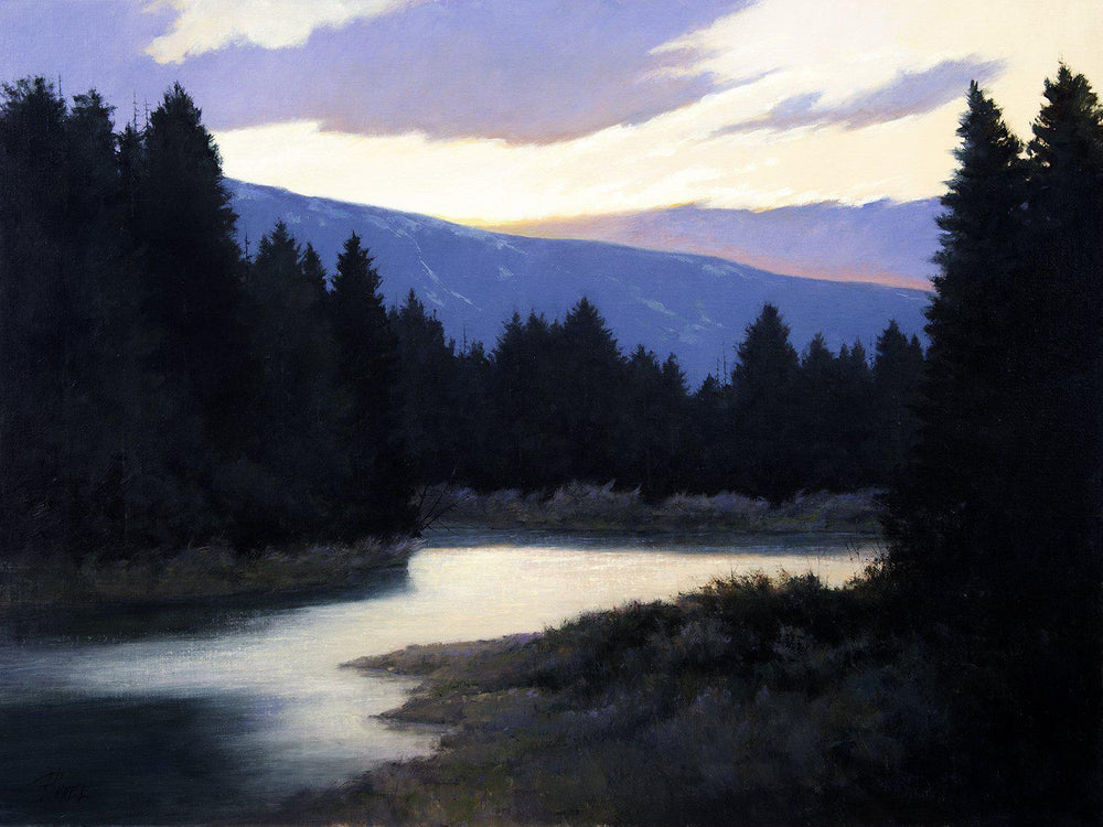 Twilight-Painting-Immel, Peggy-Sorrel Sky Gallery