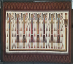 Yei Weaving by Nellie Nez